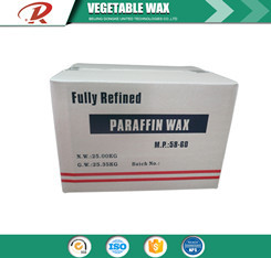 S Fully Refined Paraffin Wax
