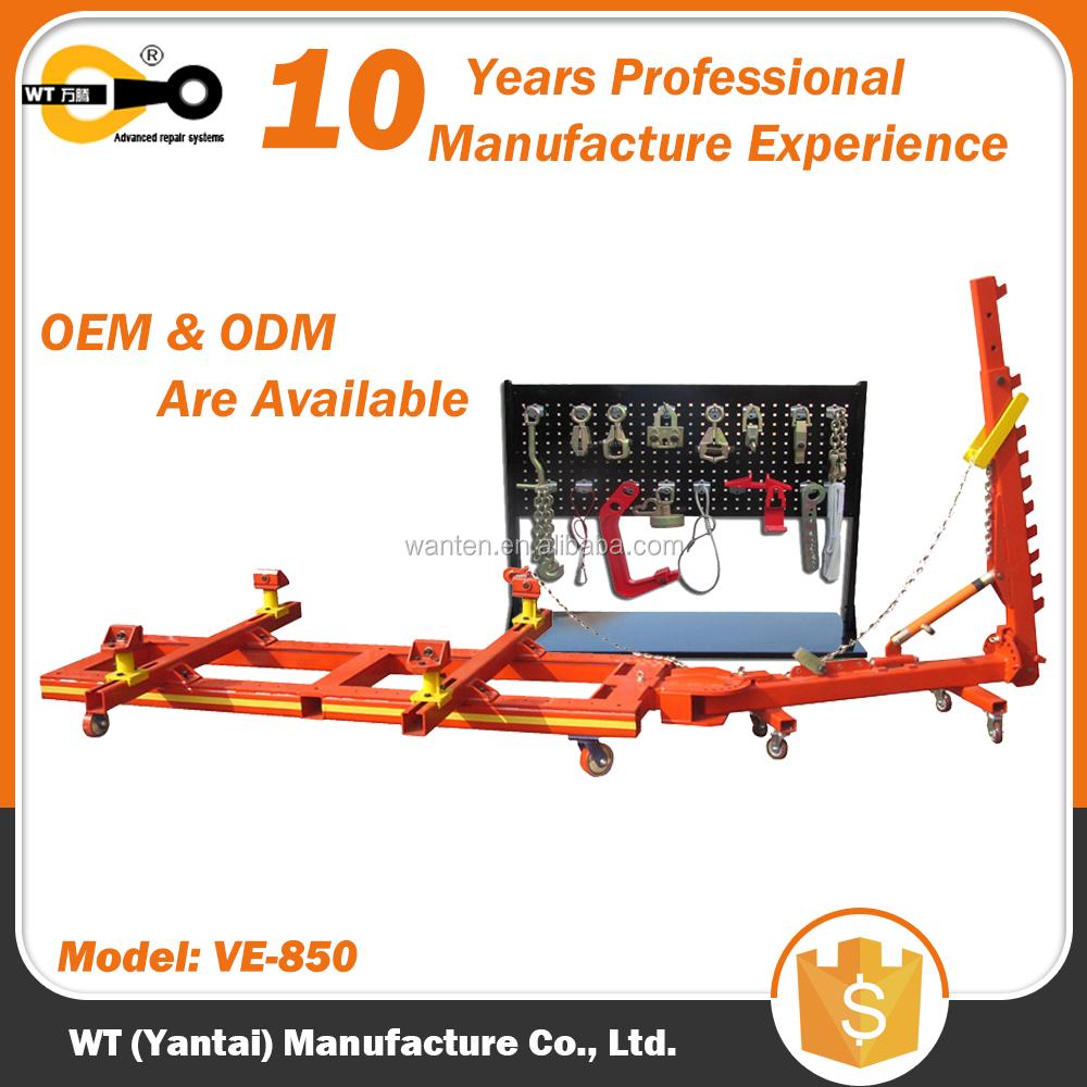 VE-850 coche marco enderezar sistemas/carrocería chasis máquina de ...