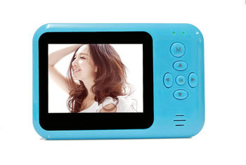 Promotion camera with mp3 mp4 player ebook games function DC-354C