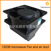 microwave parts for 220v ac mini ventilateur