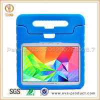 Blue Child Protective Back Cover Case for Samsung Galaxy Tab 4 10.1