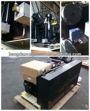 Tecumseh piston compressor monbloct condensing unit prices with 280CFM 508PSI 120HP 8m3 35bar 88kw air compressor