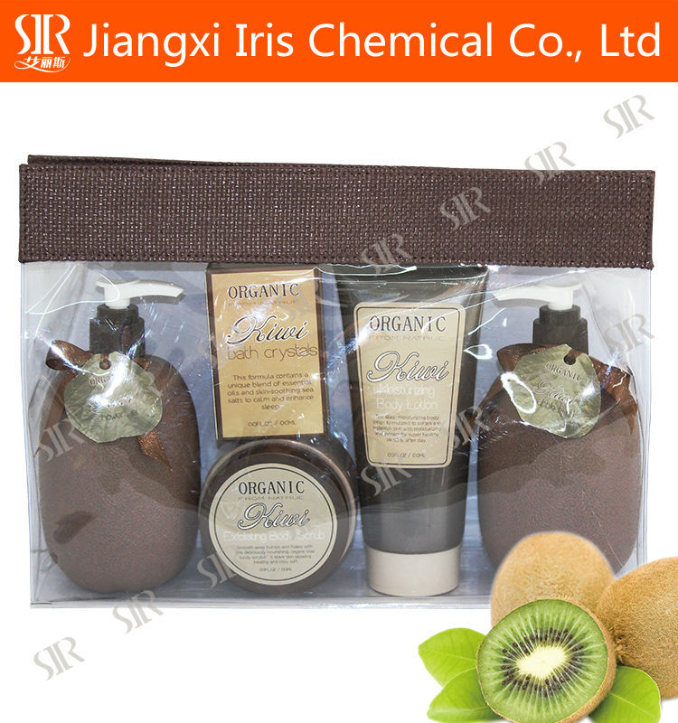 Full set luxury personal care gift set shower gel body lotion spa bath gift set
