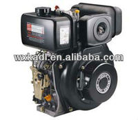 KA186FS 1500/1800RPM 8hp/6.5kw Single Cylinder Air-cooled 4-stroke Diesel Fuel Saving Engine
