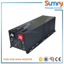 24v 48v 230v 6000w 6kw pure sine wave solar power inverter