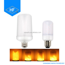 led flame effect fire light,3 models creative SMD2835 9W led flame light