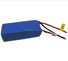 Drone battery 14.8v 5Ah battery pack 35C high discharge rate lipo battery for UAV