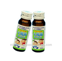 Food supplements for children(5~15 years of age), Multivitamin drink