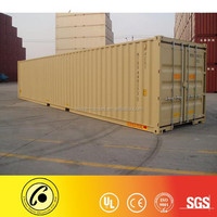 tianjin 40HC new shipping container ningbo 40ft used container
