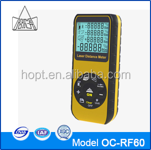 laser distance meter/height finder/Altimeter/diastimeter/laser range finder