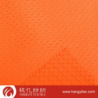 high quality 100% polyester knitted mesh fabric for sports uniformes