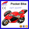 Cool electric mini kids motor pocket bike with 250w for sale