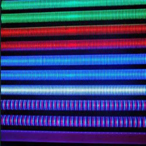 10W Full color led digital tube <strong>light</strong> led guardrail <strong>light</strong>