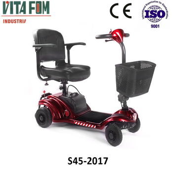 2017 new electric mobility scooter for disable people