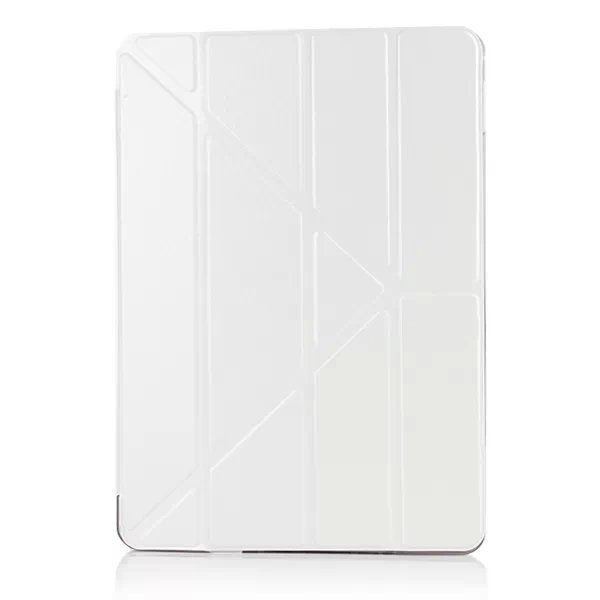 Transformers Folding Stand PU Leather Smart Cover Case for iPad Air Mini Pro