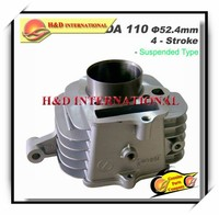 For HONDA 110 Motorcycle cylinder,high quality motorcycle cylinder body cheap motorcycle cylinder block and cylinder boring