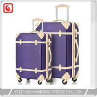 2016 Design Travel Bag Retro-Style 20 Inch Aluminum Luggage