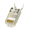 cat7 shield plug FTP connector / rj45 toolless rj45 plug