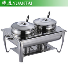 hot sale high quality stainless steel chafing dish buffet food warmer buffet server