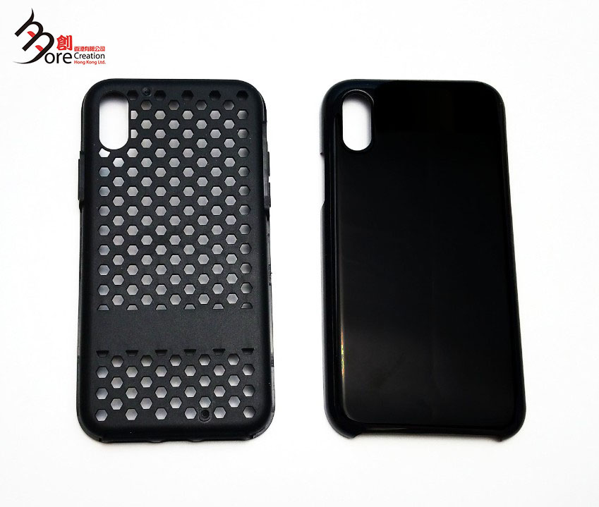 DIY Custom 3D Sublimation Bumper PC TPU Blank Phone Case