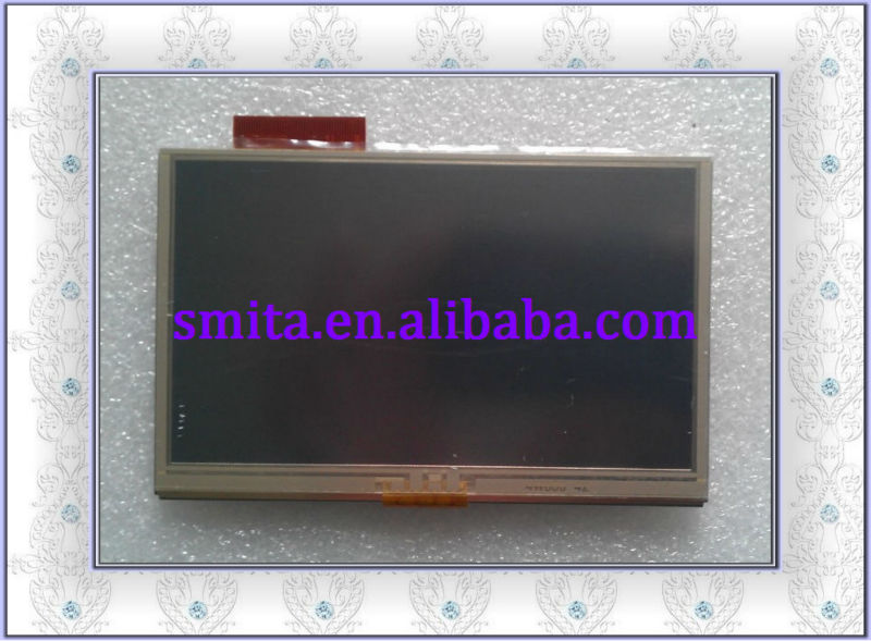 LTE430WQ-FOB 4.3 inch GPS LCD display for TOMTOM GO 720 730 920 930