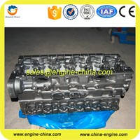 6bt engine spare parts toyota engine cylinder blocke with high quality