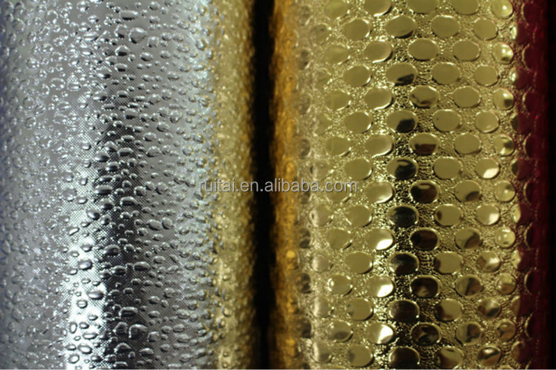 China self adhesive brushed mirror metallic vinyl film