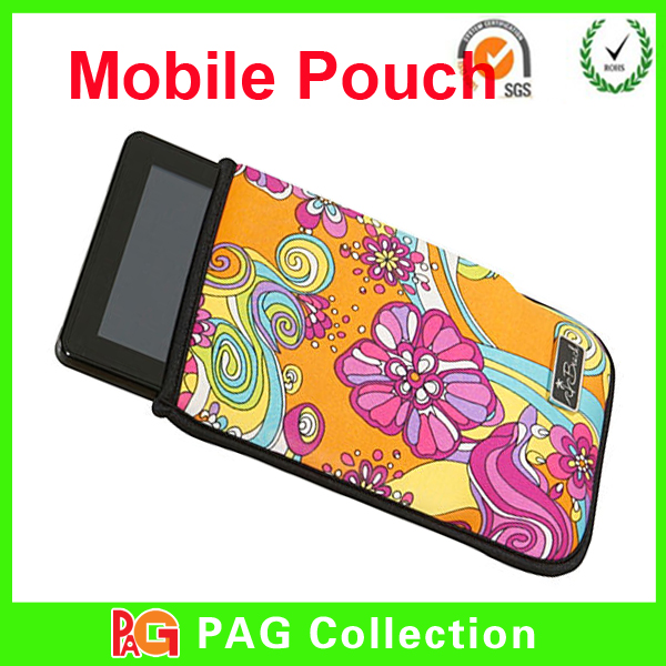 New design in 2014 Neoprene Pouch Case for iPhone 6s