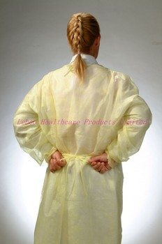 High Quality Medical use, isolation disposable coverall