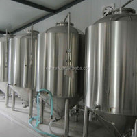1000 Microbrewery System Of Full Set