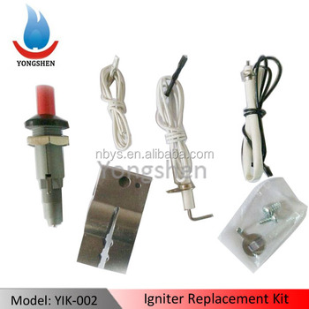 ignition prepair kit for bbq grills