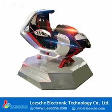 China Factory Wholesale 3D Motion Street Driving Simulator