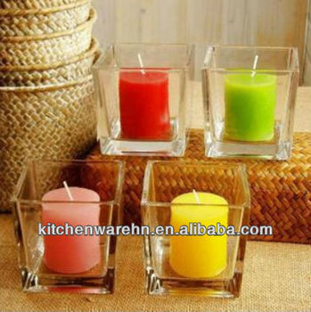 Haonai lovely decorative candle holders