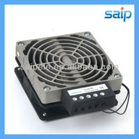 hot sale space-saving compact industrial instant electric dew and frost prevention fan heater
