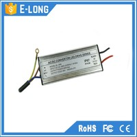 DC 50W Waterproof Electronic LED Driver Transformer Power Supply For LED Light Strip