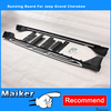 Side step bar car running board for Jeep Grand Cherokee 11-14 off road part