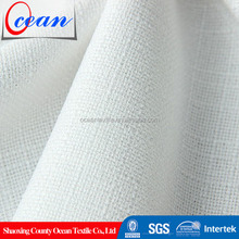 wholesale woven 250D polyester stretch hs code fabric for garment