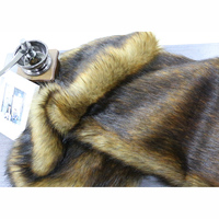 Professional Faux Fur Cape White Made