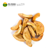 Wholesale Price Healthy Freeze Dried Fruit Freeze Dried Apricot