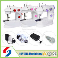 Superior quality mini electric sewing machine manual