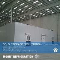 MOON CE cold room refrigerator freezer room panels and unit