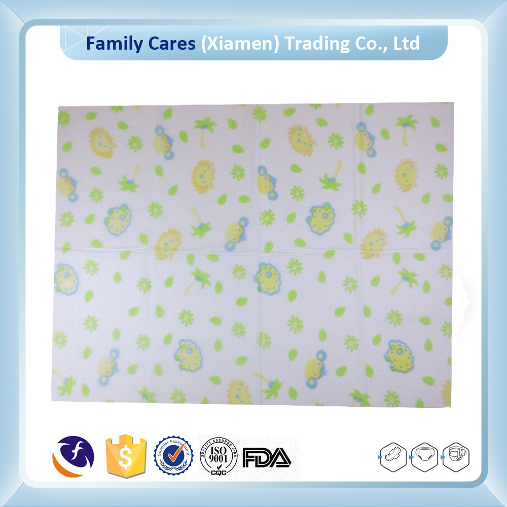 2017 hot sell Disposable Baby Using Plastic Table Placemat manufacturer in China