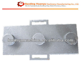 Stainless Steel 304 Silica Sol Precision Casting