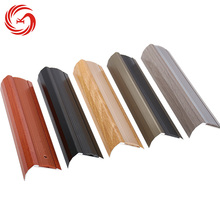 High quality metal anti-slip strip for stairs,aluminium stair nosing for carpet