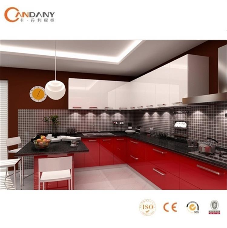 New model kitchen cabinet acrylic kitchen cabinet kitchen for New model kitchen