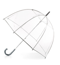 Totes Clear Bubble Auto Promotion Transparent Rain Princess Umbrella