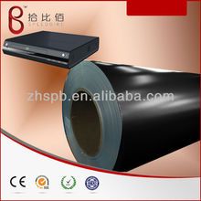 color coated metal sheet with polyurethane for DVD player