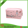 OEM custom design travel cosmetic bag