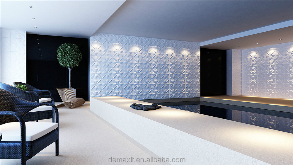 2015 DBDMC home interior decoration 3d bamboo wall panels