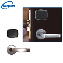 Good Sale High Securty Key Card Entry Systems Hotel Door Lock System